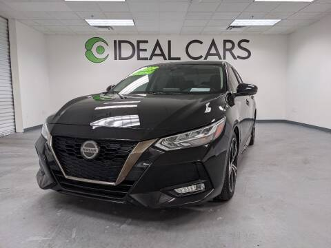 2020 Nissan Sentra for sale at Ideal Cars Atlas in Mesa AZ
