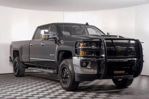 2017 Chevrolet Silverado 3500HD for sale at Washington Auto Credit in Puyallup WA