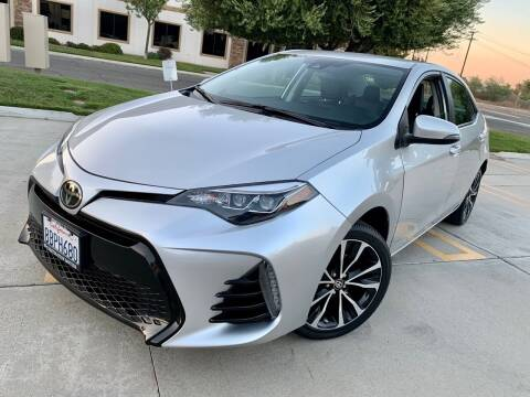 2018 Toyota Corolla for sale at Destination Motors in Temecula CA
