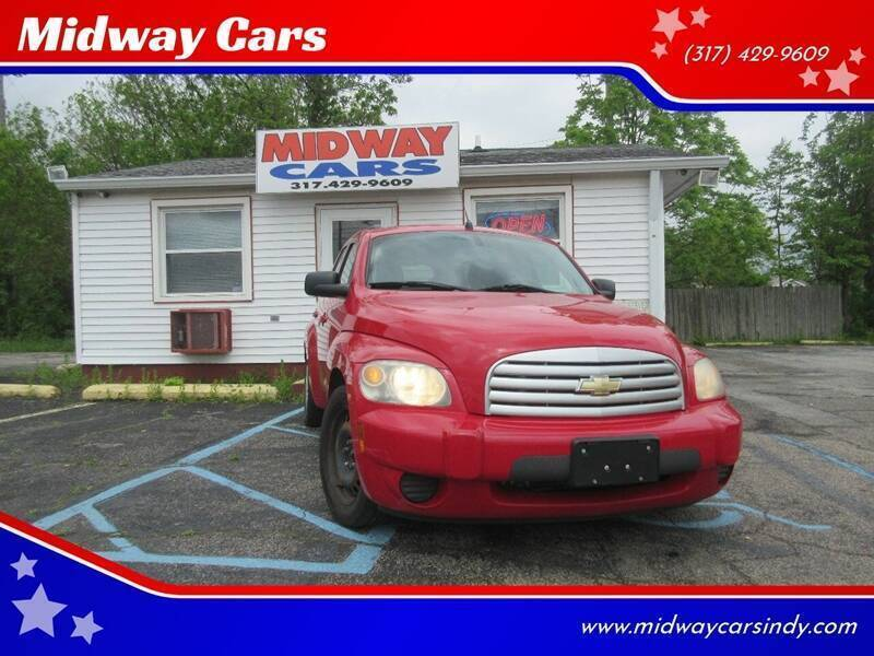 2009 Chevrolet HHR for sale at Midway Cars LLC in Indianapolis IN
