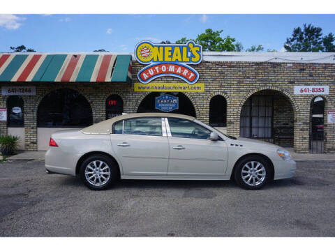 2010 Buick Lucerne for sale at Oneal's Automart LLC in Slidell LA
