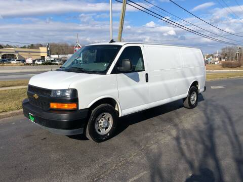 2020 Chevrolet Express Cargo for sale at iCar Auto Sales in Howell NJ