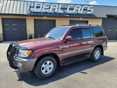 1998 Toyota Land Cruiser for sale at I-Deal Cars in Harrisburg PA