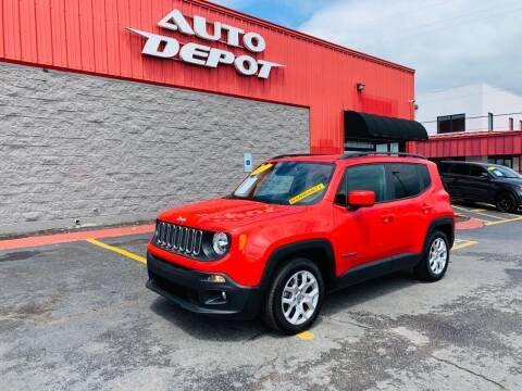 2017 Jeep Renegade for sale at Auto Depot of Smyrna in Smyrna TN