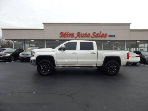 2014 GMC Sierra 1500 for sale at Mira Auto Sales in Dayton OH