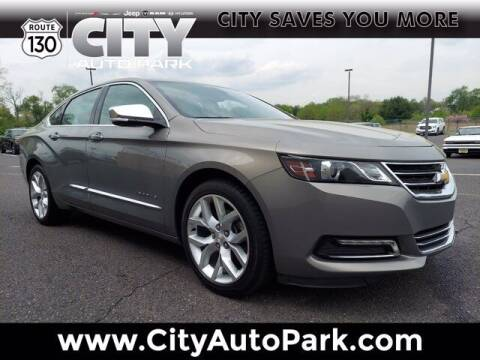 2018 Chevrolet Impala for sale at City Auto Park in Burlington NJ