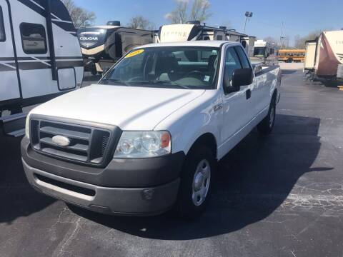 2008 Ford F-150 for sale at Blue Bird Motors in Crossville TN