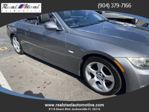 2010 BMW 3 Series for sale at Real Steel Automotive in Jacksonville FL