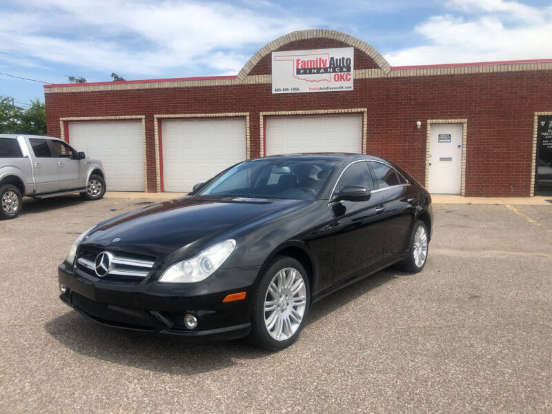 2011 Mercedes-Benz CLS for sale at Family Auto Finance OKC LLC in Oklahoma City OK