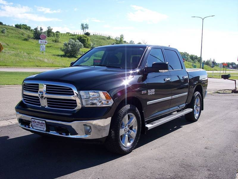 2015 RAM Ram Pickup 1500 for sale at Dick Nelson Sales & Leasing in Valley City ND