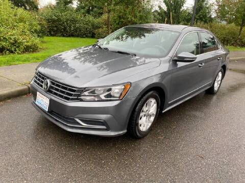 2016 Volkswagen Passat for sale at Washington Auto Loan House in Seattle WA