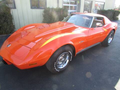1976 Chevrolet Corvette for sale at Toybox Rides in Black River Falls WI