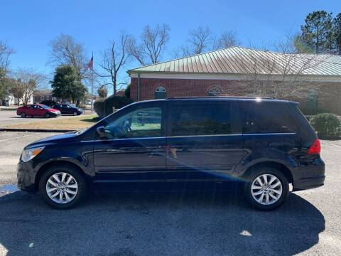 2013 Volkswagen Routan for sale at Auddie Brown Auto Sales in Kingstree SC