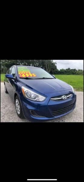 2016 Hyundai Accent for sale at Auto Export Pro Inc. in Orlando FL