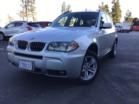 2006 BMW X3 for sale at Tri City Auto Sales in Whittier CA