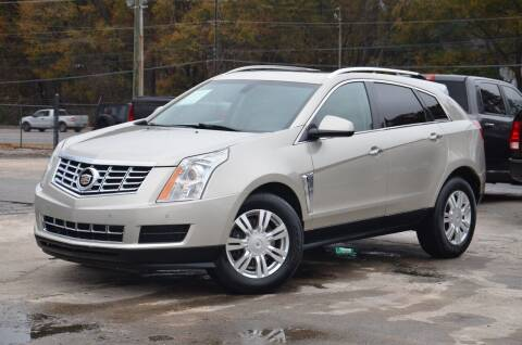 2013 Cadillac SRX for sale at Marietta Auto Mall Center in Marietta GA