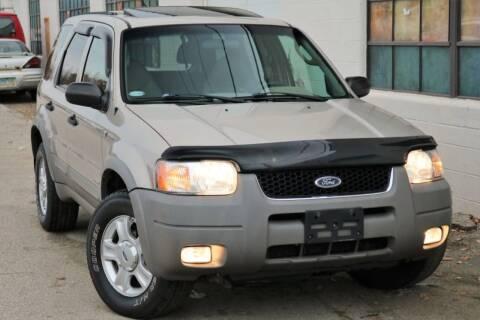 2001 Ford Escape for sale at JT AUTO in Parma OH