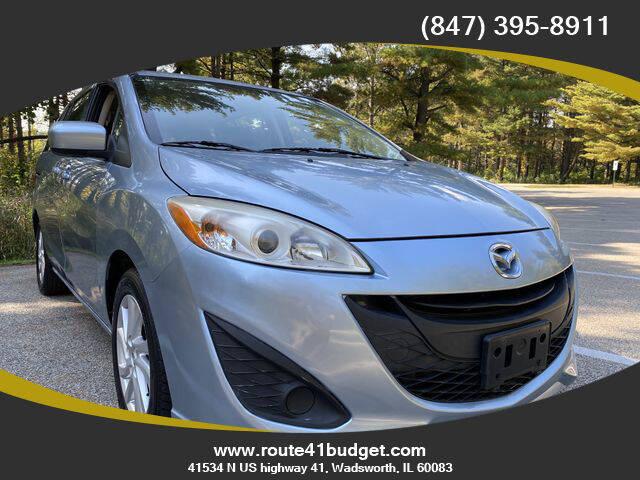 2012 Mazda MAZDA5 for sale at Route 41 Budget Auto in Wadsworth IL