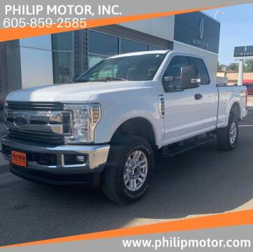 2019 Ford F-250 Super Duty for sale at Philip Motor Inc in Philip SD