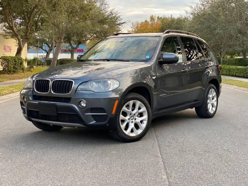 2011 BMW X5 for sale at Presidents Cars LLC in Orlando FL