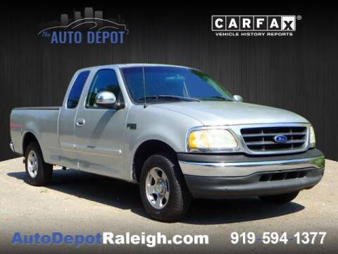 2000 Ford F-150 for sale at The Auto Depot in Raleigh NC