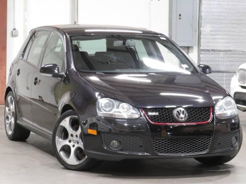 2008 Volkswagen GTI for sale at CarPlex in Manassas VA