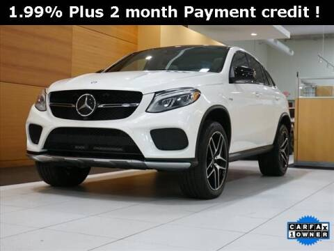 2017 Mercedes-Benz GLE for sale at Mercedes-Benz of North Olmsted in North Olmstead OH