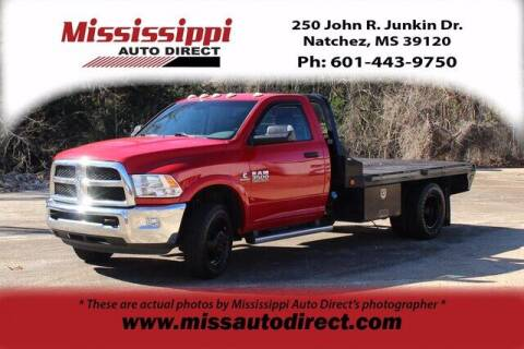 2017 RAM Ram Chassis 3500 for sale at Auto Group South - Mississippi Auto Direct in Natchez MS