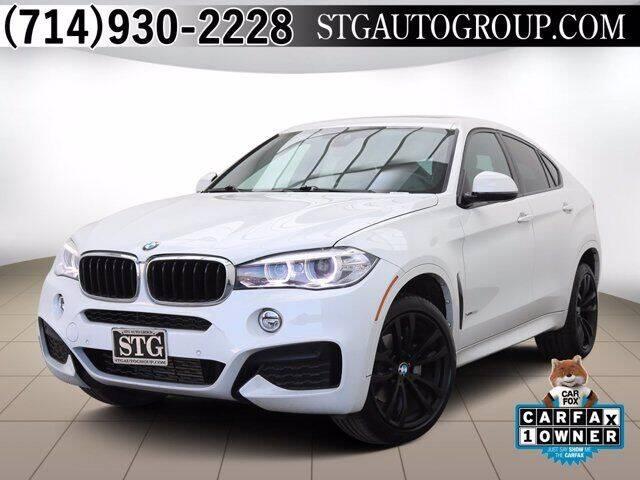 2018 BMW X6 for sale in Garden Grove, CA