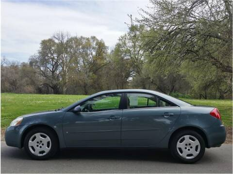 2006 Pontiac G6 for sale at KARS R US in Modesto CA