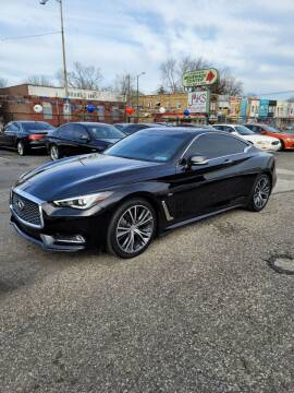2017 Infiniti Q60 for sale at Deals R Us Auto Sales Inc in Lansdowne PA