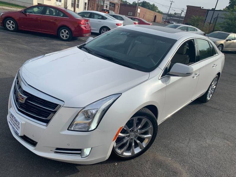2016 Cadillac XTS for sale at Bob Karl's Sales & Service in Troy NY