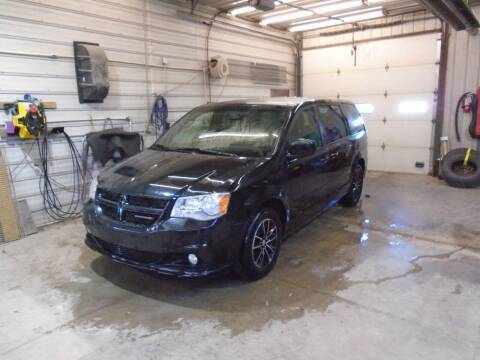 2015 Dodge Grand Caravan for sale at PREFERRED AUTO SALES in Lockridge IA