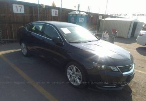 2015 Chevrolet Impala for sale at STS Automotive in Denver CO