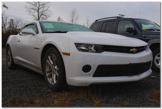 2015 Chevrolet Camaro for sale at WHITE MOTORS INC in Roanoke Rapids NC