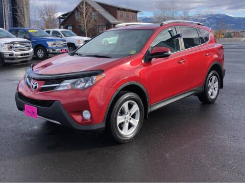 2014 Toyota RAV4 for sale at Snyder Motors Inc in Bozeman MT
