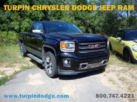 2014 GMC Sierra 1500 for sale at Turpin Dodge Chrysler Jeep Ram in Dubuque IA