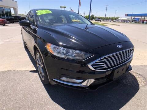 2017 Ford Fusion for sale at Show Me Auto Mall in Harrisonville MO
