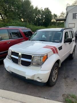 2011 Dodge Nitro for sale at Alpha Motors in Scranton PA