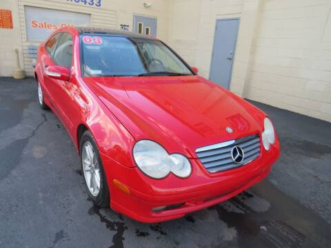2003 Mercedes-Benz C-Class for sale at Small Town Auto Sales in Hazleton PA