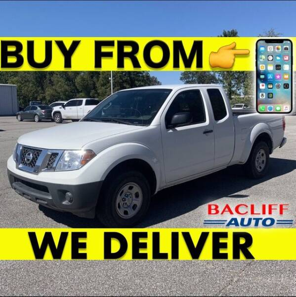 2016 Nissan Frontier for sale at Bacliff Auto in Bacliff TX