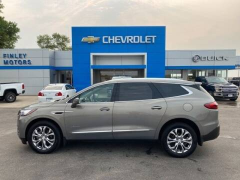 2018 Buick Enclave for sale at Finley Motors in Finley ND