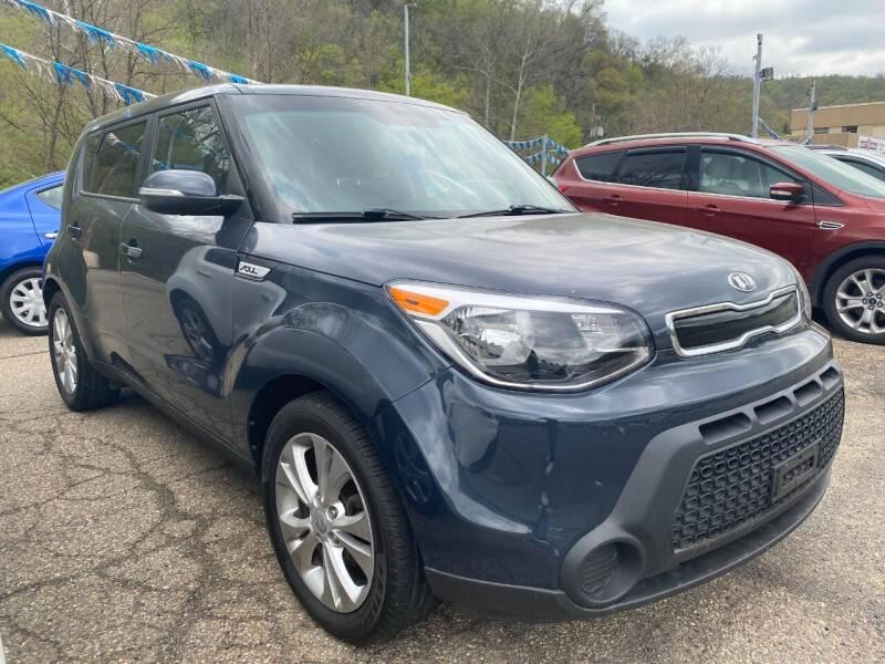 2014 Kia Soul for sale at Matt Jones Preowned Auto in Wheeling WV