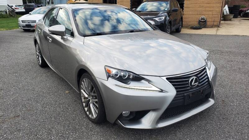 2014 Lexus IS 250 for sale at Citi Motors in Highland Park NJ