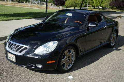 2002 Lexus SC 430 for sale at Sports Plus Motor Group LLC in Sunnyvale CA