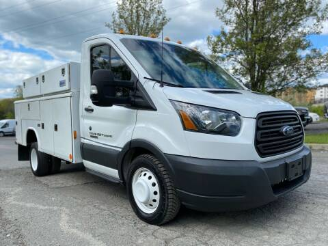 2016 Ford Transit Chassis Cab for sale at HERSHEY'S AUTO INC. in Monroe NY