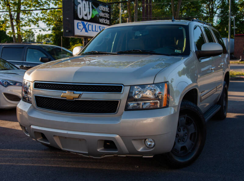 2012 Chevrolet Tahoe for sale at EXCLUSIVE MOTORS in Virginia Beach VA