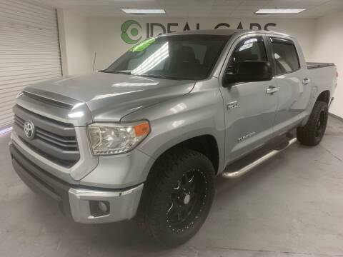 2014 Toyota Tundra for sale at Ideal Cars in Mesa AZ