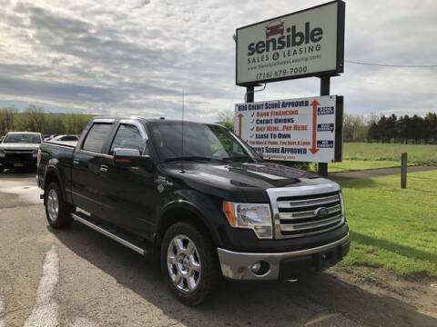 2014 Ford F-150 for sale at Sensible Sales & Leasing in Fredonia NY