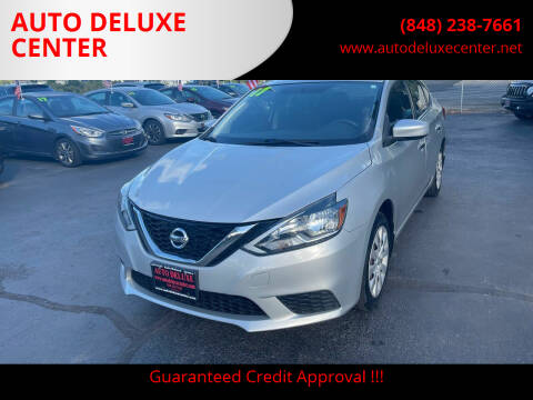 2017 Nissan Sentra for sale at AUTO DELUXE CENTER in Toms River NJ